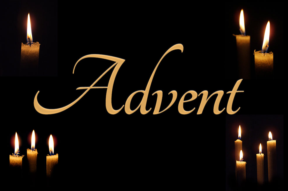 Kerzen im Advent