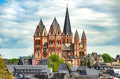 Der Limburger Dom - Wahrzeichen von Limburg
